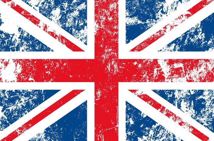 sticker drapeau anglais us u00e9  u2022 pixers u00ae