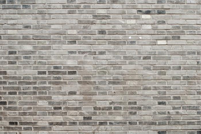 papier peint le mur de briques gris texture pixers nous vivons pour changer. Black Bedroom Furniture Sets. Home Design Ideas