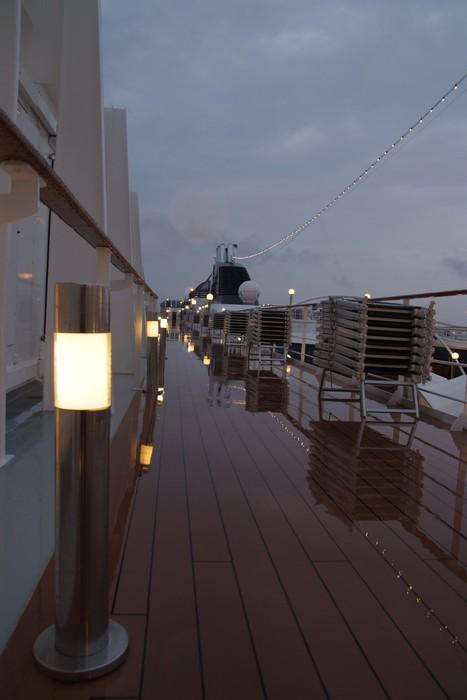 Vinylová Tapeta Výletní loď - Prázdniny
