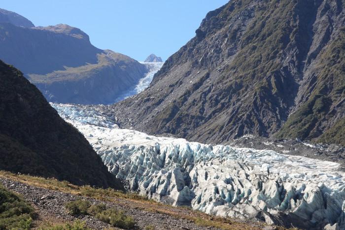 Vinylová Tapeta Národní park Westland - Fox Glacier - Voda