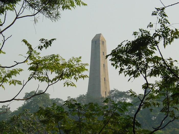 Vinylová Tapeta Věž Zhenhai v Kanton - kantonu - china - Prázdniny