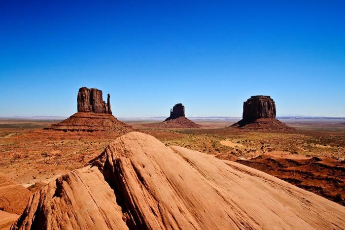 Vinylová Tapeta Monument Valley - Amerika