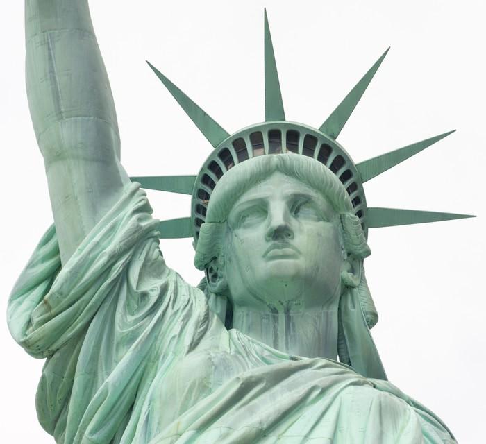 Leinwandbild Statue of Liberty, New York City, USA - Themen