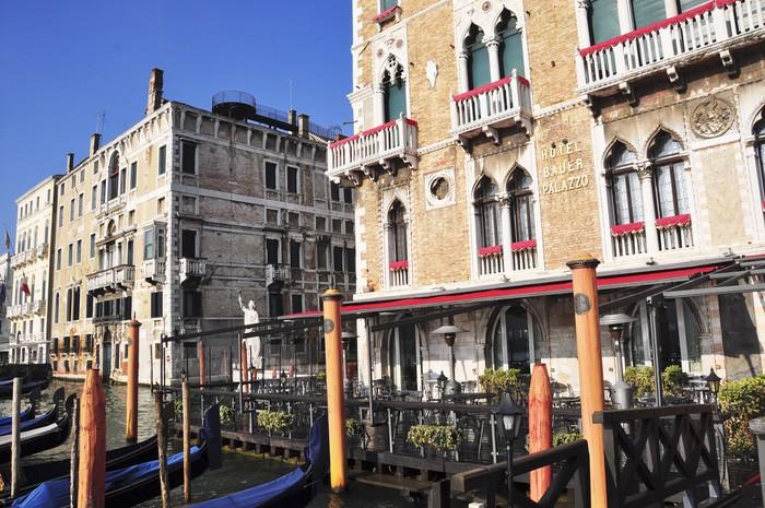 Vinylová Tapeta Palace Venise - Evropská města