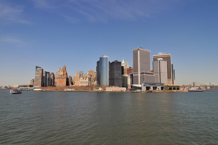 new york city skyline wall mural pixers we live to change