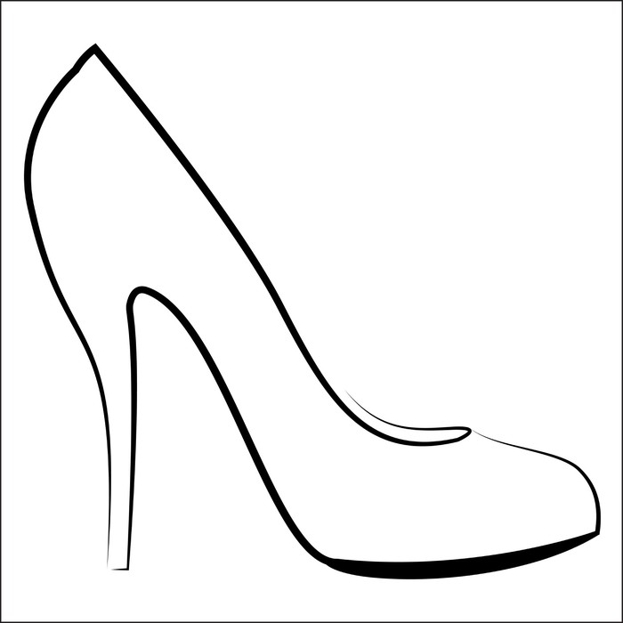 Lady Shoe Outlie