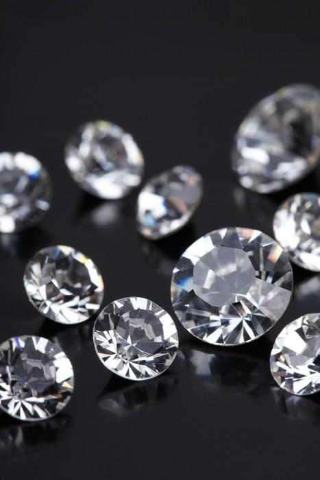 papier peint brillant diamant pixers nous vivons pour changer. Black Bedroom Furniture Sets. Home Design Ideas