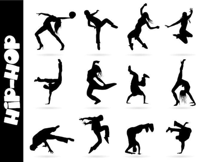 tableau sur toile hip hop dance pixers nous vivons pour changer. Black Bedroom Furniture Sets. Home Design Ideas