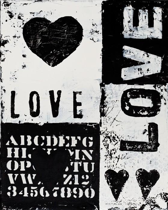 papier peint peindre avec coeur pixers nous vivons. Black Bedroom Furniture Sets. Home Design Ideas