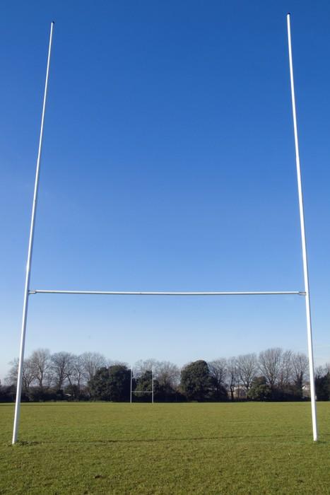 Vinylová Tapeta Rugby míst a pitch - Týmové sporty