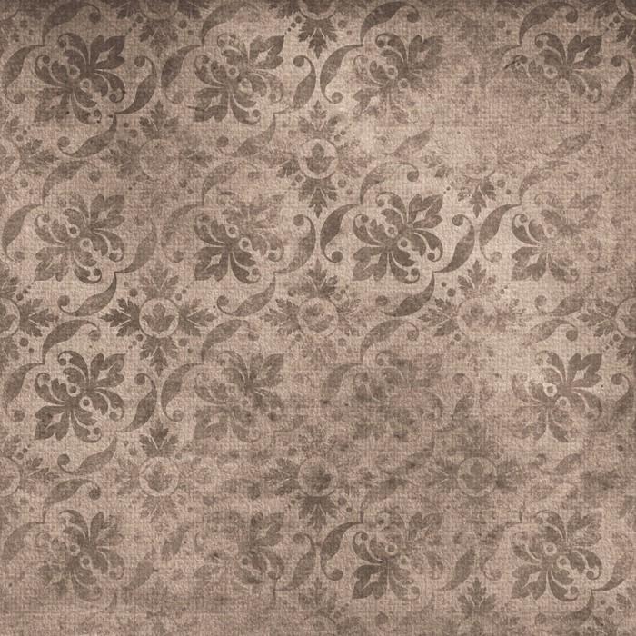 papier peint papier vintage marron pixers nous vivons pour changer. Black Bedroom Furniture Sets. Home Design Ideas