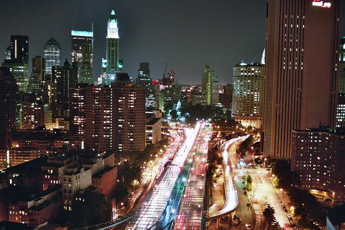 Vinylová Tapeta New york - Témata