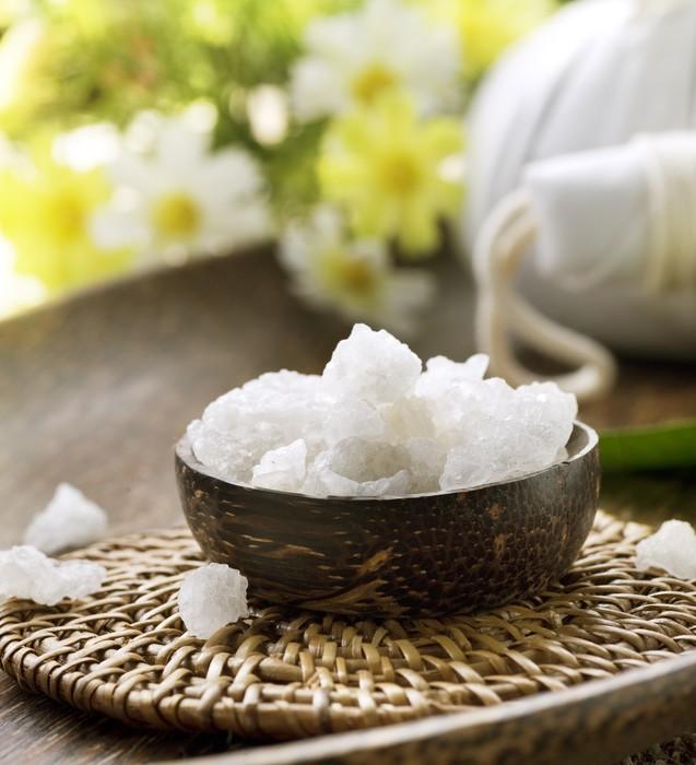 papier peint spa bain sel de mer pixers nous vivons pour changer. Black Bedroom Furniture Sets. Home Design Ideas