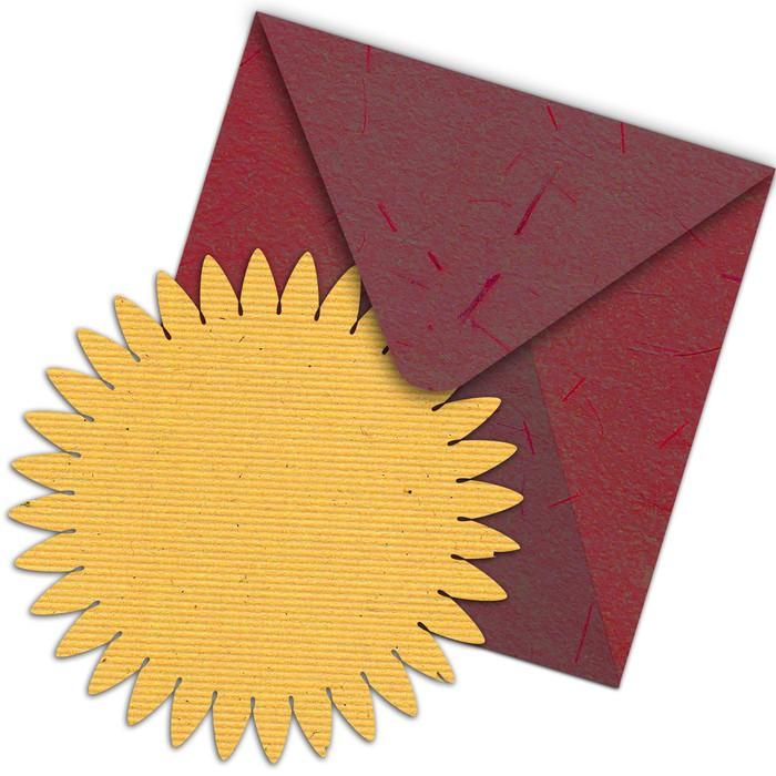 Pocztówka z matrycy kwiat