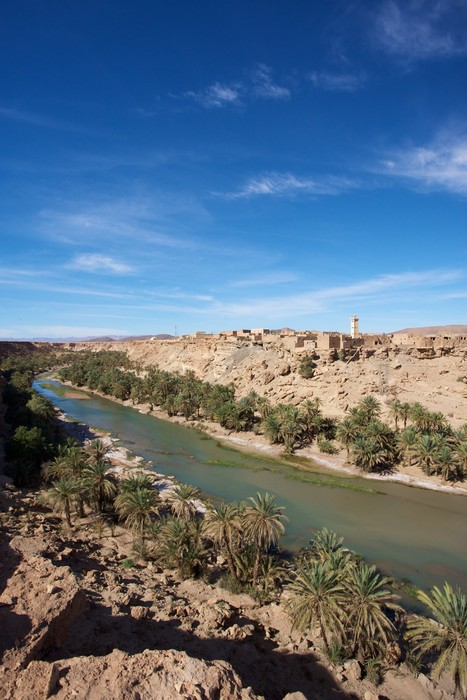 Vinylová Tapeta Divoká krajina v Maroku - Témata