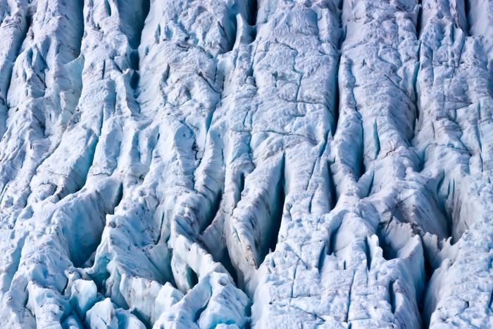 Vinylová Tapeta Ledovec Surface - Oceánie