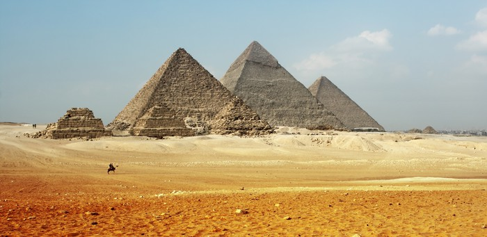 Vinylová fototapeta Egypt - Vinylová fototapeta