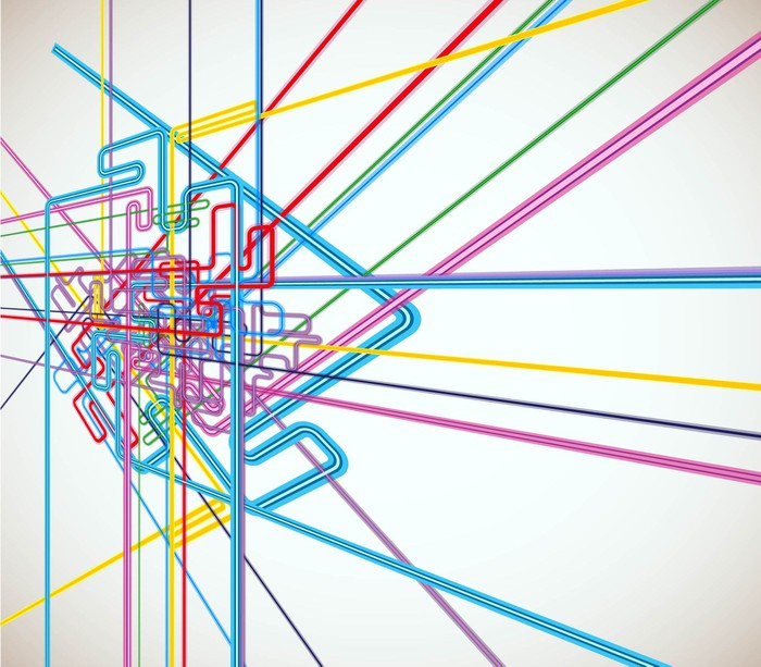 Abstract Background Vector -Transportation