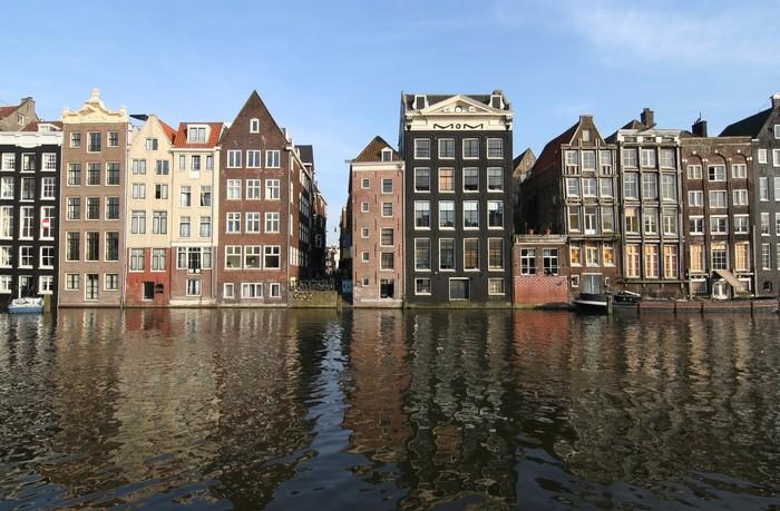 Vinylová Tapeta Amsterdam - Evropská města