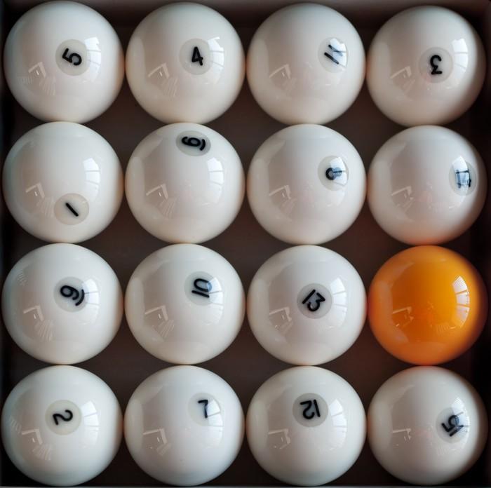 Vinylová Tapeta Bazén Balls - Sportovní potřeby