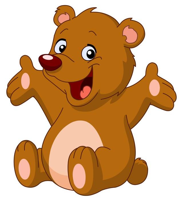 happy teddy bear sticker pixers we live to change