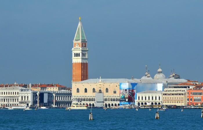 Vinylová Tapeta Venice - Evropská města