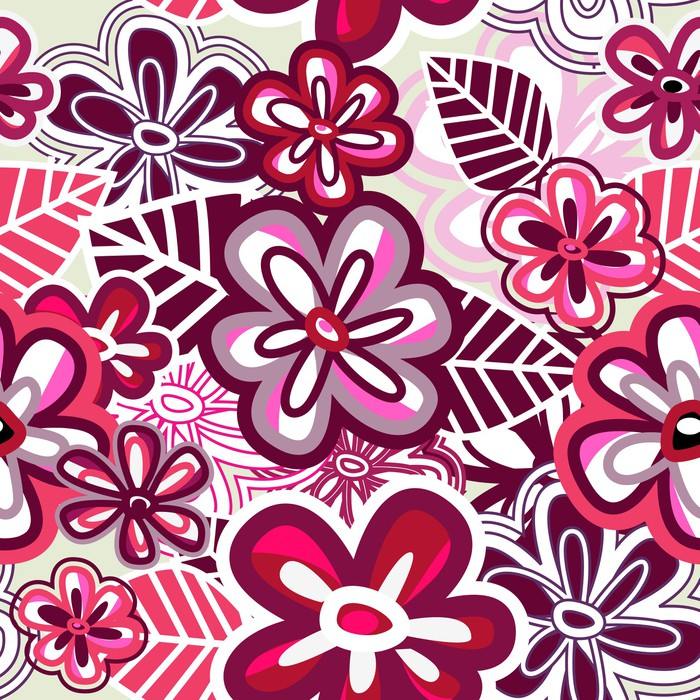 Vinylová Tapeta Pink wallpaper - Pozadí