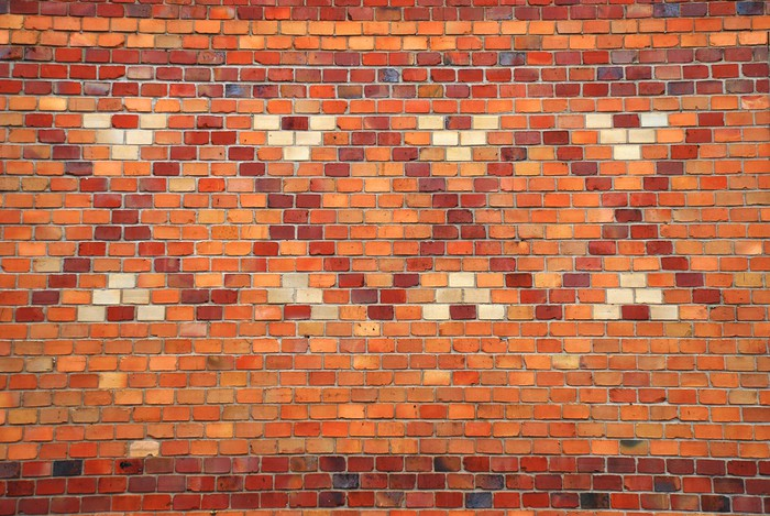 Klinker Muster klinkermuster wall mural pixers we live to change