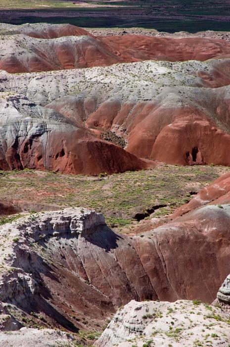 Vinylová Tapeta Pohled na malované poušti národní park - Amerika