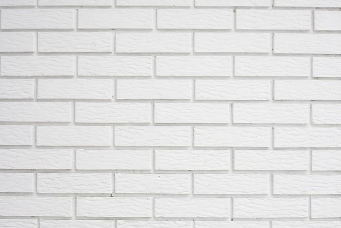 papier peint brique blanc pixers nous vivons pour changer. Black Bedroom Furniture Sets. Home Design Ideas