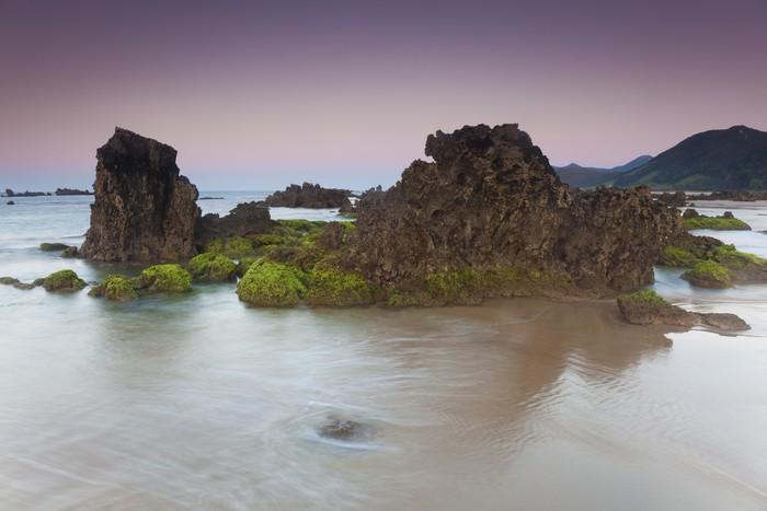 Vinylová Tapeta Playa de Helgueras, Noja, Cantabria, España - Evropa