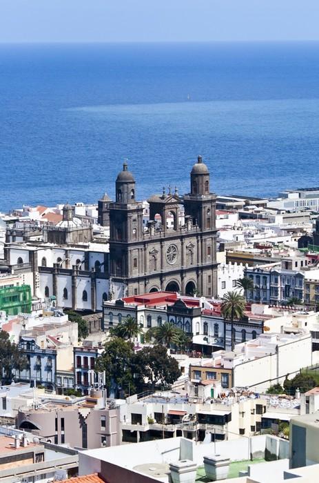 Vinylová fototapeta Catedral, Las Palmas de Gran Canaria - Vinylová fototapeta