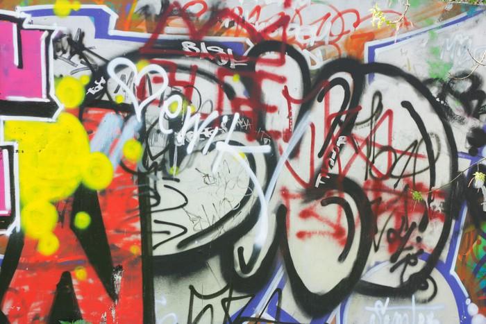 papier peint street art fond pixers nous vivons pour changer. Black Bedroom Furniture Sets. Home Design Ideas