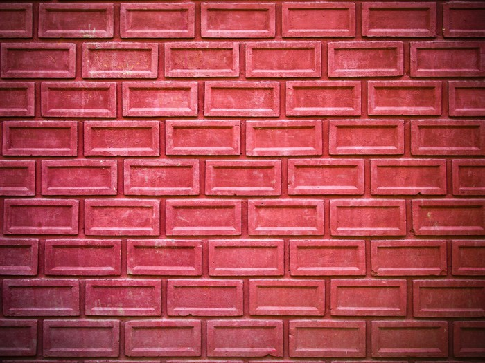 papier peint mur brique rouge pixers nous vivons pour changer. Black Bedroom Furniture Sets. Home Design Ideas