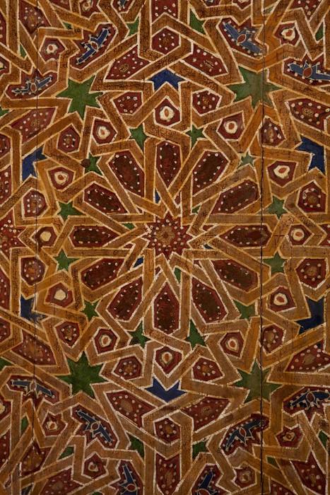 papier peint d tail d 39 ornement en bois traditionnel au maroc pixers nous vivons pour changer. Black Bedroom Furniture Sets. Home Design Ideas