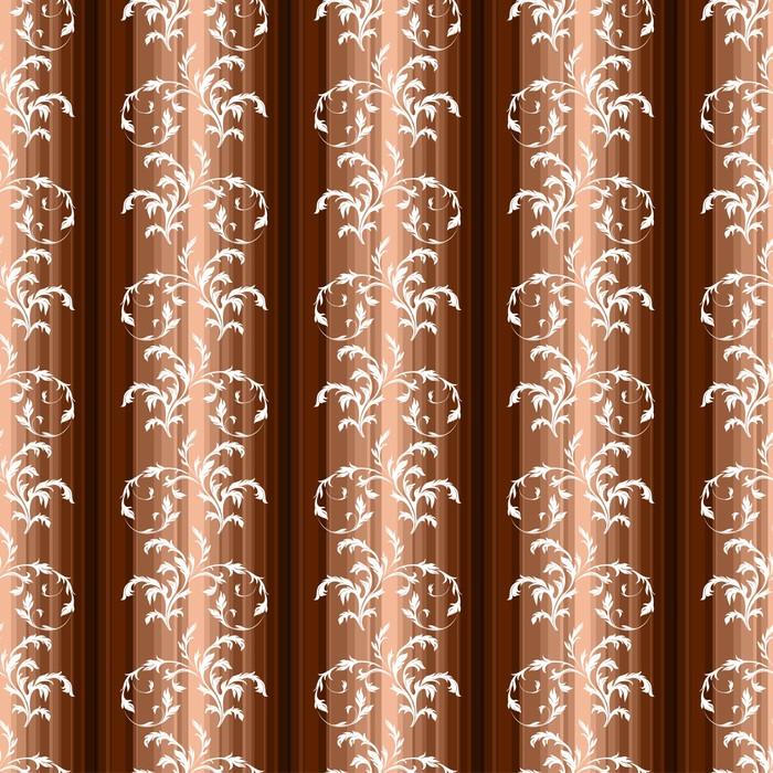 Vinylová Tapeta Seamless pattern (vektor) - Pozadí