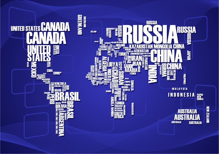 World mapthe contours of the country consists of the words wall world mapthe contours of the country consists of the words vinyl wall mural gumiabroncs Images