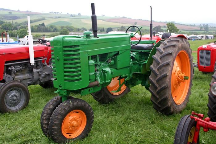Vinylová Tapeta Vintage traktory - Zemědělství