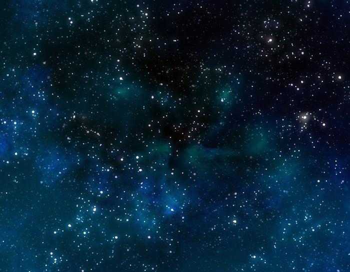 Pixerstick Aufkleber Tiefen Weltraum oder Sternenhimmel - Themen