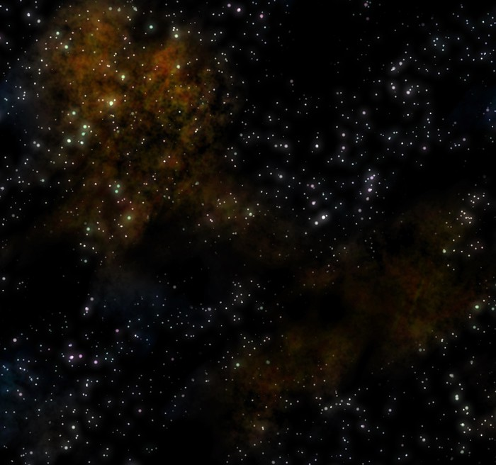 fototapete bild von einem sternenhimmel mit nebel pixers wir leben um zu ver ndern. Black Bedroom Furniture Sets. Home Design Ideas