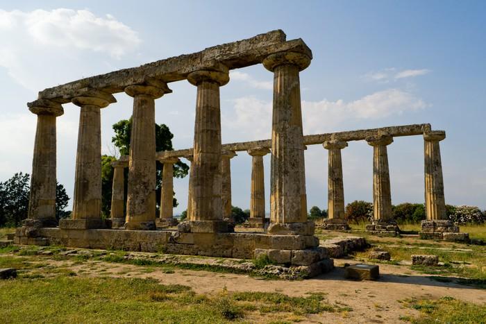 Starożytna Grecja, Temple of Hera z Metapontum