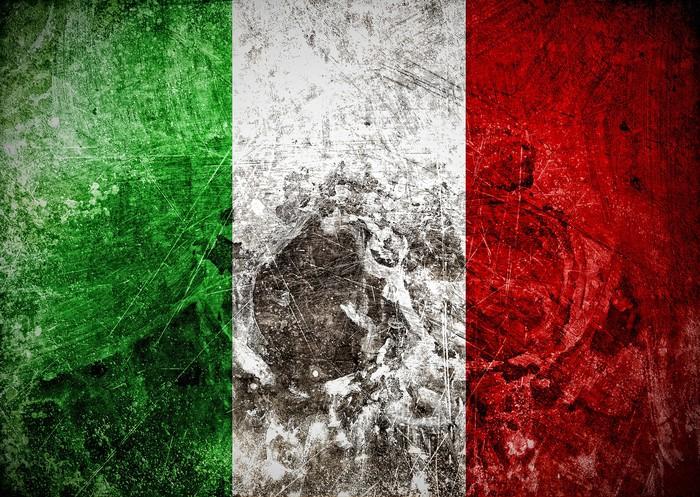 Carta da parati bandiera italiana bandiera italiana for La parati italia