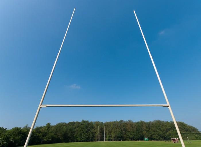 Vinylová Tapeta Rugby pole - Zápasy a soutěže