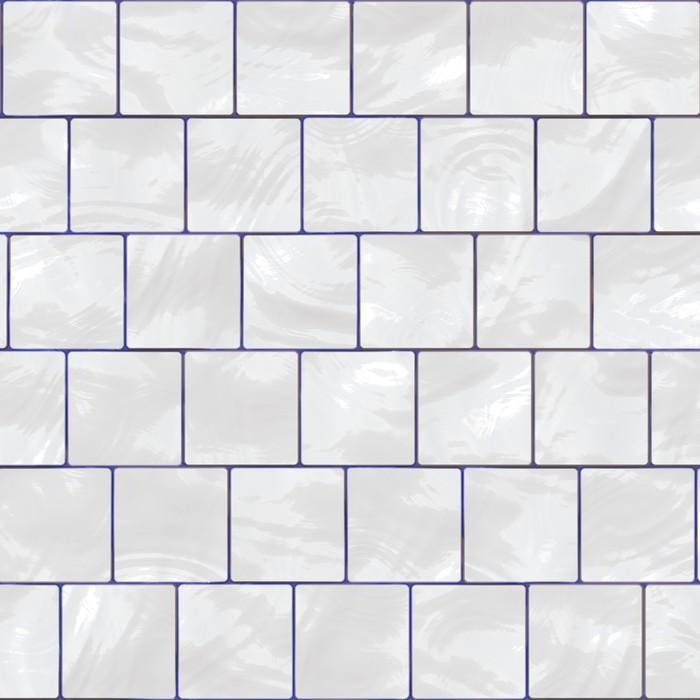 Vinilo pixerstick azulejos blancos brillantes pixers - Azulejos blancos ...