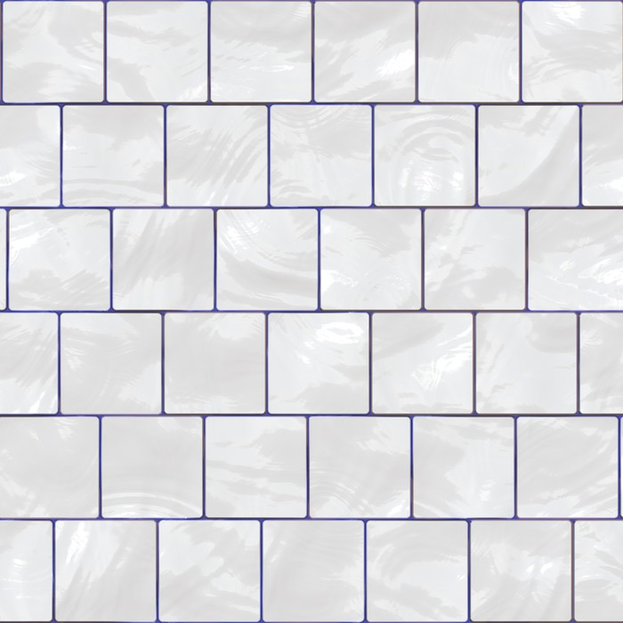Adesivo piastrelle bianche lucide pixers viviamo per for Piastrelle bianche lucide pavimento