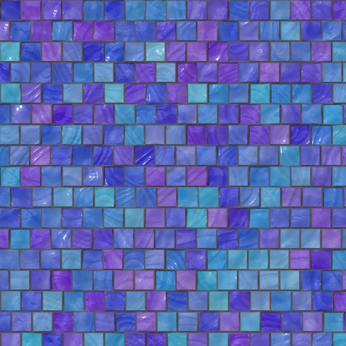 Vinylová Tapeta Počítač tavené tile wall - Obchody
