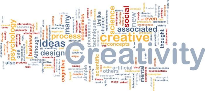 Vinylová Tapeta Tvořivost tvůrčí zázemí koncept - Nebe