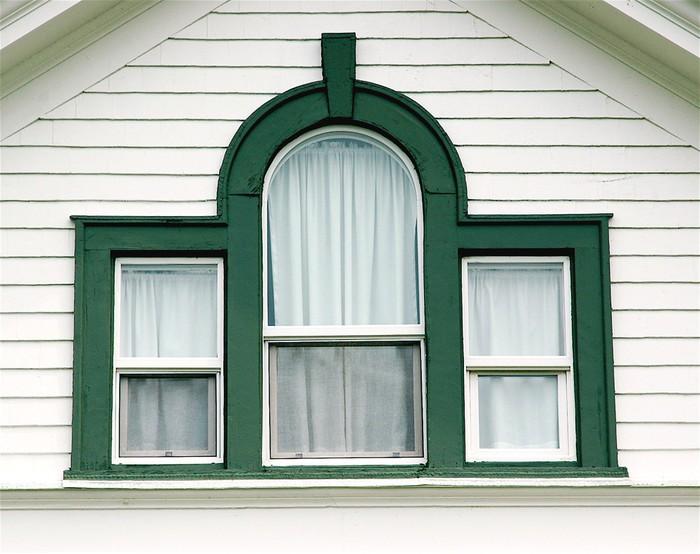 Vinylová fototapeta Zakřivený zelená plocha - Vinylová fototapeta