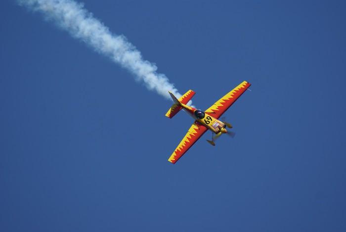 Vinylová Tapeta Red Bull Air Race 2007 Istanbul - Vzduch