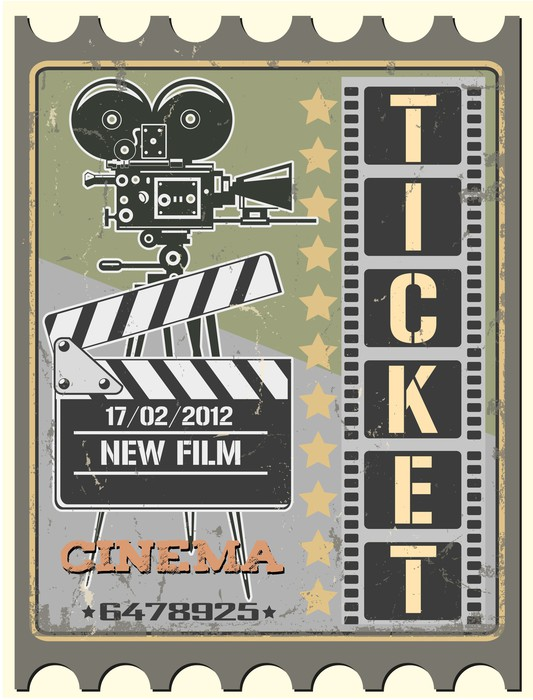 Ticket Restaurant Plus Cinema